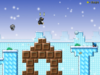 Screenshot of level Grumbel's Sense of Snow