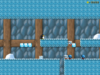 Screenshot of level Ice in the Hole